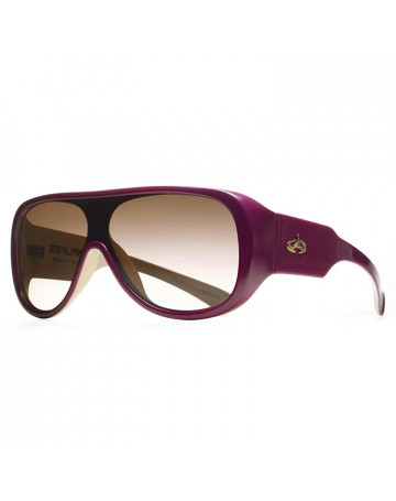 26f7bcea4f3c6 Óculos de Sol Evoke Amplifier Aviator Purple Gradient