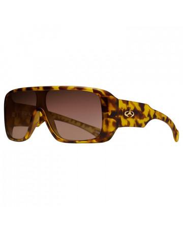 Óculos de Sol Evoke Amplifier Blonde Turtle Fumê
