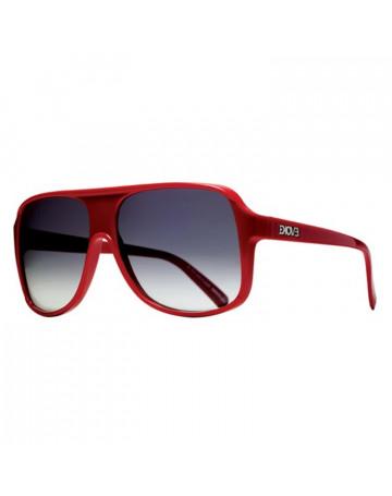 Óculos de Sol Evoke Evk 04 Red Silver Gradiente