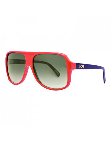 Óculos de Sol Evoke Evk 04 Red Temple Gradiente   Loja de Surf b6a42b4ee8