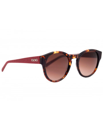 024f2287f8f98 Óculos de Sol Evoke EVK 16 Turtle Red