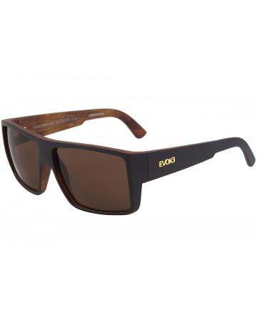 Óculos de Sol Evoke The Code - Black Wood Gold   Loja de Surf a567a78cb2
