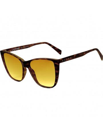 Óculos de sol Evoke The Godmother G21 Demi Matte brown Gradient