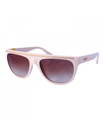 Óculos de Sol Evoke Fem Fume Dourado