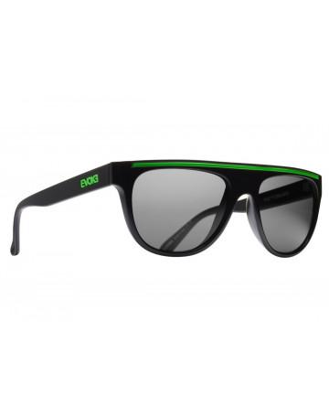 b2132b7ec5647 Óculos de Sol Evoke 07 Black Shine Green Gray Total