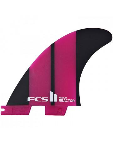 Quilha FCS Reactor II - Roxo II