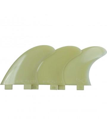Quilha FCS Glass Flex M3 Triquilha