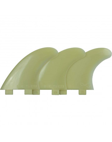 Quilha FCS Glass Flex M5 Triquilha