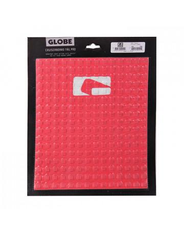 Pad Globe Tail - Vermelho