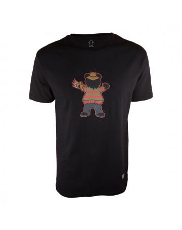 Camiseta Grizzly Freddy Preta