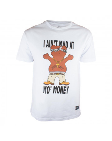 Camiseta Grizzly West Branca