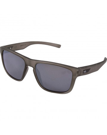 533af88da Óculos de Sol HB H-Bomb Matte Transparente - Preto Espelhado | Loja ...