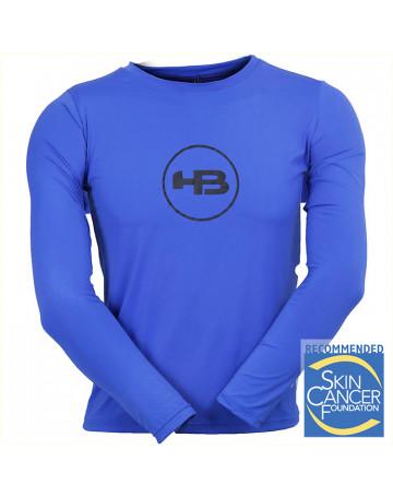 Camiseta HB Lycra Minor Token Azul