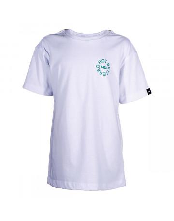 8a4157c32 Camiseta HB Infantil Melbourne - Branca   Loja de Surf