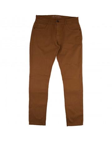 Calça HB Jeans Famous - Marrom