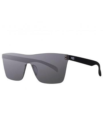 Óculos de Sol HB Floyd Mask Matte - Preto