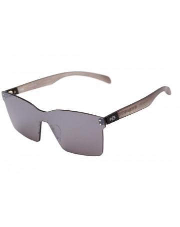 Óculos de Sol HB Nevermind Mask Matte - Preto