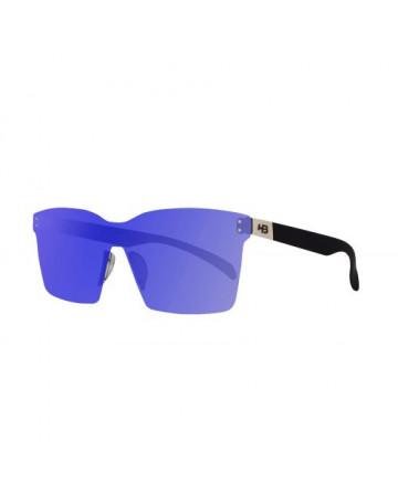Óculos de Sol HB Nevermind Mask Matte - Azul   Loja de Surf c1a140b76a