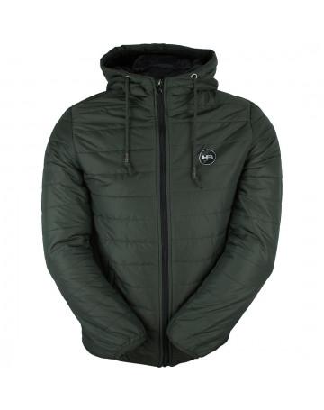 Jaqueta HB Puffer Ultra Light Hood - Verde