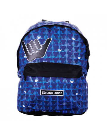 Mochila Hang Loose Triple Pattern