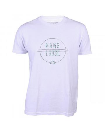 3ebe0cb256116 Camiseta Hang Loose Silk Sand Branca