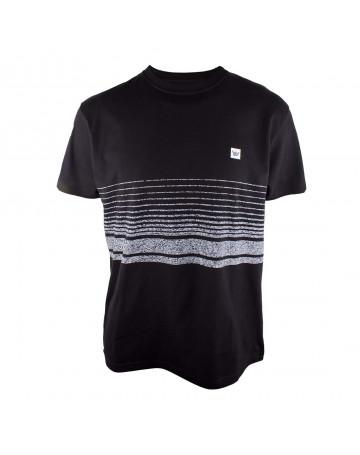 Camiseta Hang Loose Gradstripe - Preto