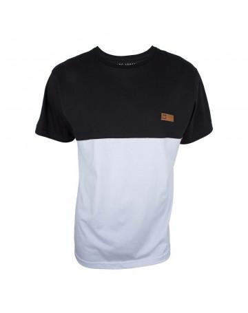 Camiseta Hang Loose Dual - Preto/Branco