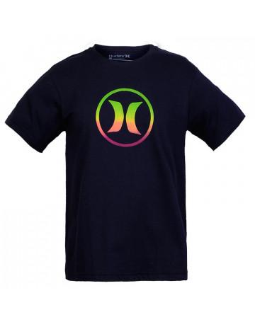 6210d7a415cc2 Camiseta Hurley Silk Icon II - Azul