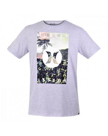 Camiseta Hurley Shralper - Cinza