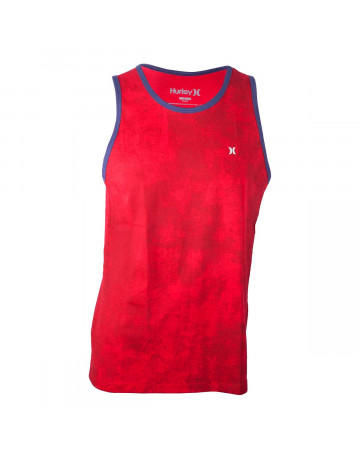 Regata Hurley Especial Splash Vermelha  72fd6f93a29