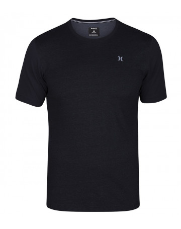 Camiseta Hurley Lagos - Preto  d7c46925a32