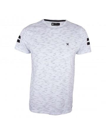 Camiseta Hurley Premium Army - Branca  5c1913c0019