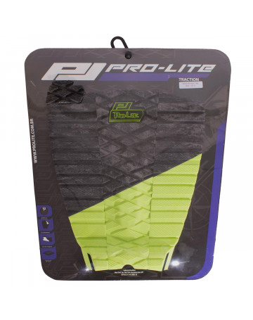 Deck Pro-Lite Traction Blade Tail - Preto/Verde