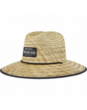 Chapéu de Palha Billabong Tides Pipe Print Camo  06b8ada00da