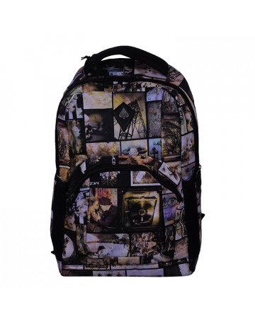 Mochila MCD Back to school Monster Pack