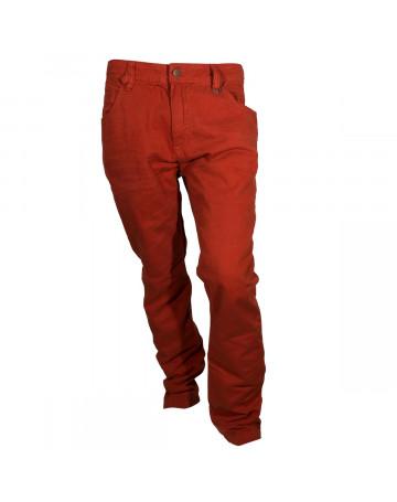 Calça MCD Jeans Pure Black - Laranja