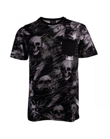 3ed3e351cbab3 Camiseta MCD Desert Lines Preta
