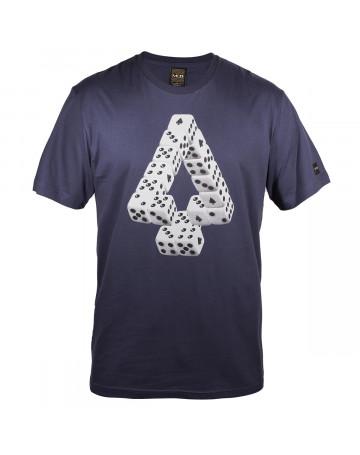 fc8aaf1c18b67 Camiseta MCD Core Dices - Azul