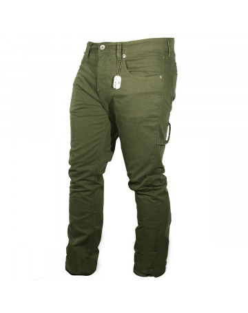 Calça MCD Cotton Slim Original - Verde