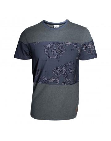 Camiseta MCD Arabesco - Chumbo Mescla  a0de700b1cf