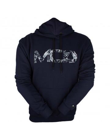 Moletom MCD Fail - Azul
