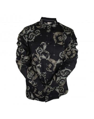 Camisa MCD Arabesc - Preto