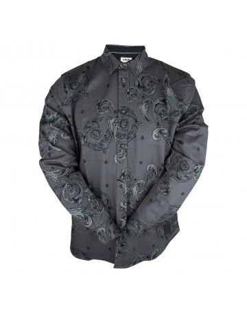 Camisa MCD Arabesc - Cinza
