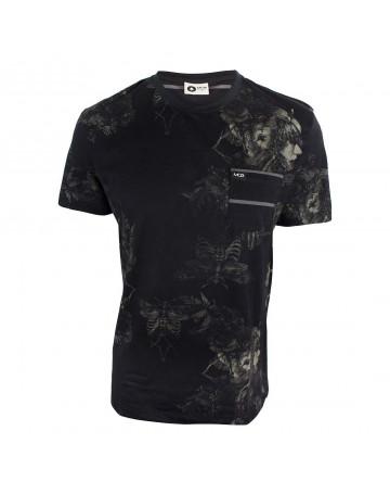 Camiseta MCD Especial Dark Royalty Pocket - Preta  46ce252b10e
