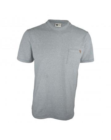 Camiseta MCD Eco - Cinza Mescla  bb0ed68d8b6