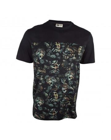 Camiseta MCD Nightmare - Preta/Marrom
