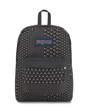 Mochila Jansport Superbreak - Preto