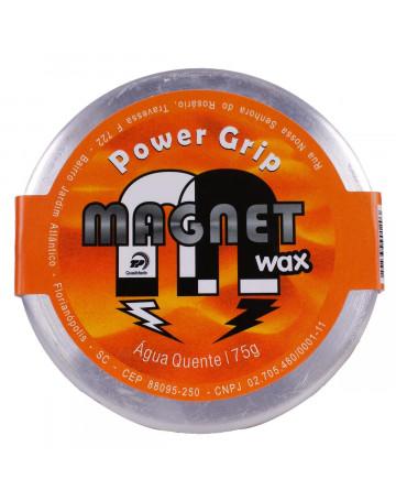 Parafina Magnet Wax Power Grip Lata - Água quente
