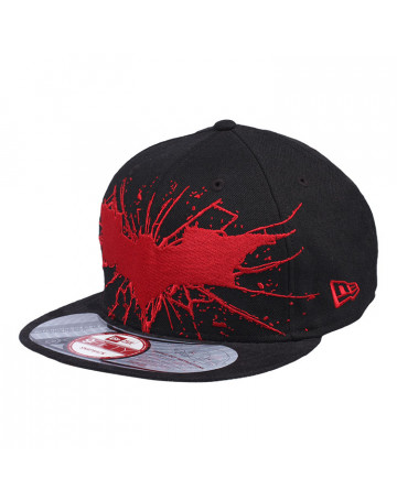 Boné New Era Batman DC Comics 9 fifty Preto