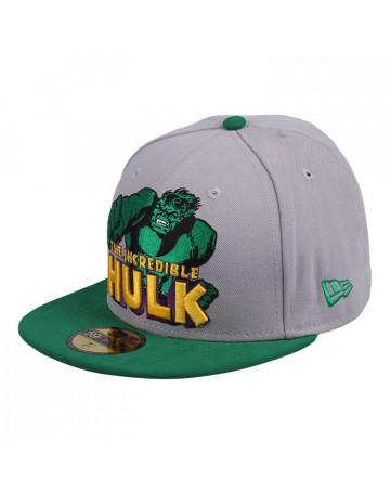 Boné New Era Hulk – Marvel Comics